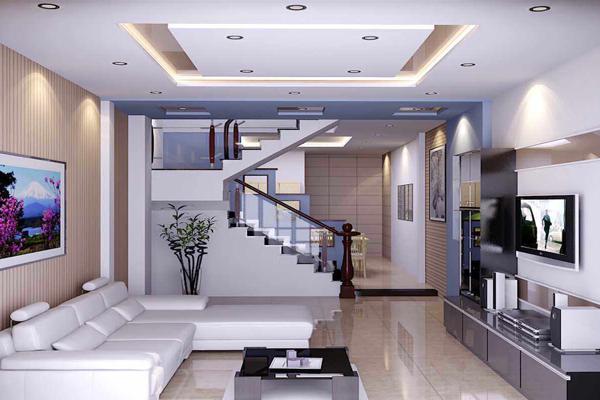 Trần thạch cao giá bao nhiêu cho phòng khách?