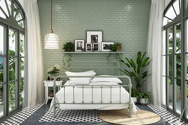 phòng ngủ master 30m2 đẹp