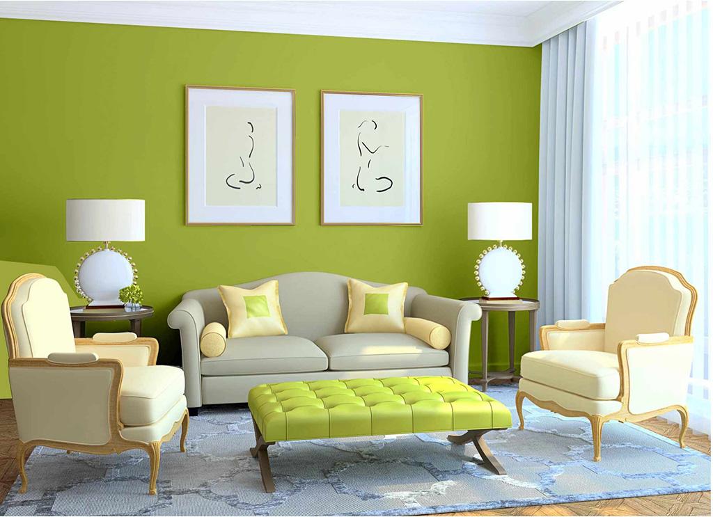Màu sơn nhà đẹp đem lại may mắn cho người mệnh Thủy