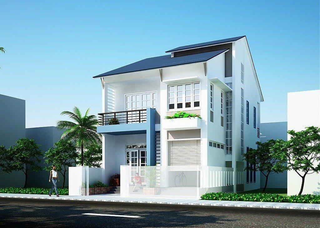 Màu sơn nhà đẹp đem lại may mắn cho người mệnh Kim