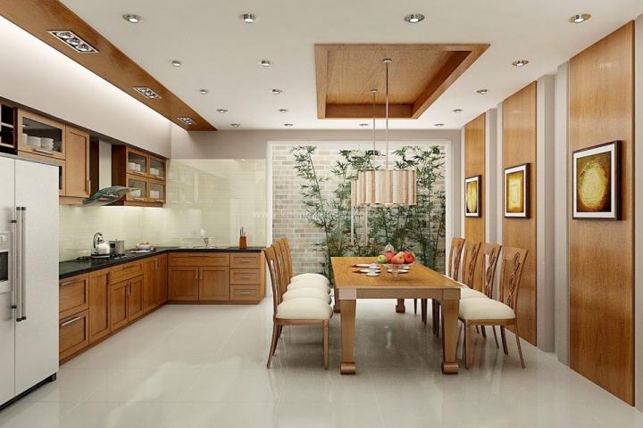 Trần thạch cao nhà bếp chống cháy