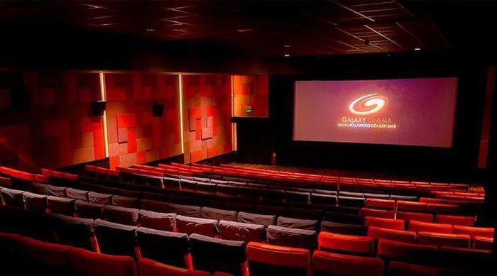 Trần thạch cao tiêu âm rạp chiếu phim