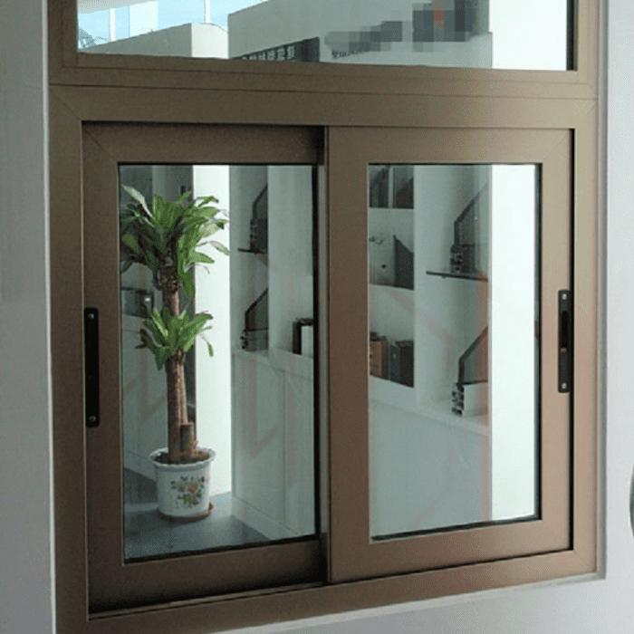 Mẫu cửa sổ lùa nhôm Xingfa