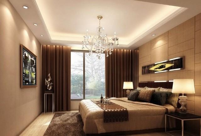 Mẫu trần thạch cao đẹp phòng ngủ