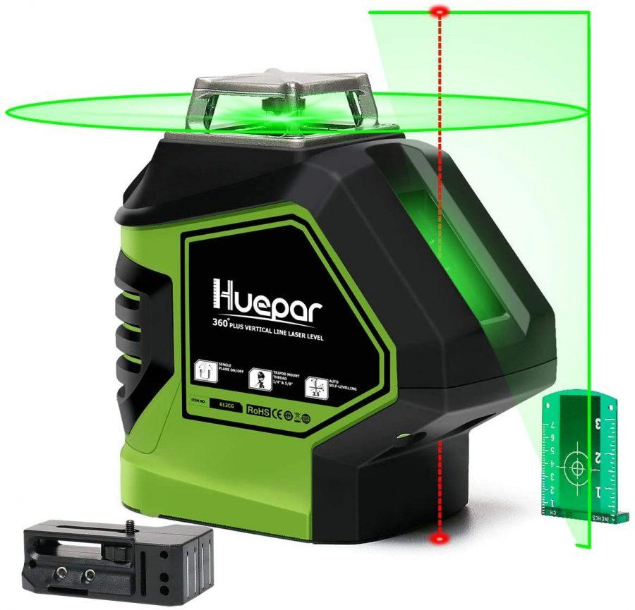 Huepar máy cân mực laser