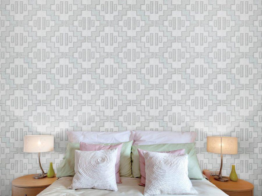 Mẫu giấy dán Hàn Quốc đẹp cho không gian phòng ngủ