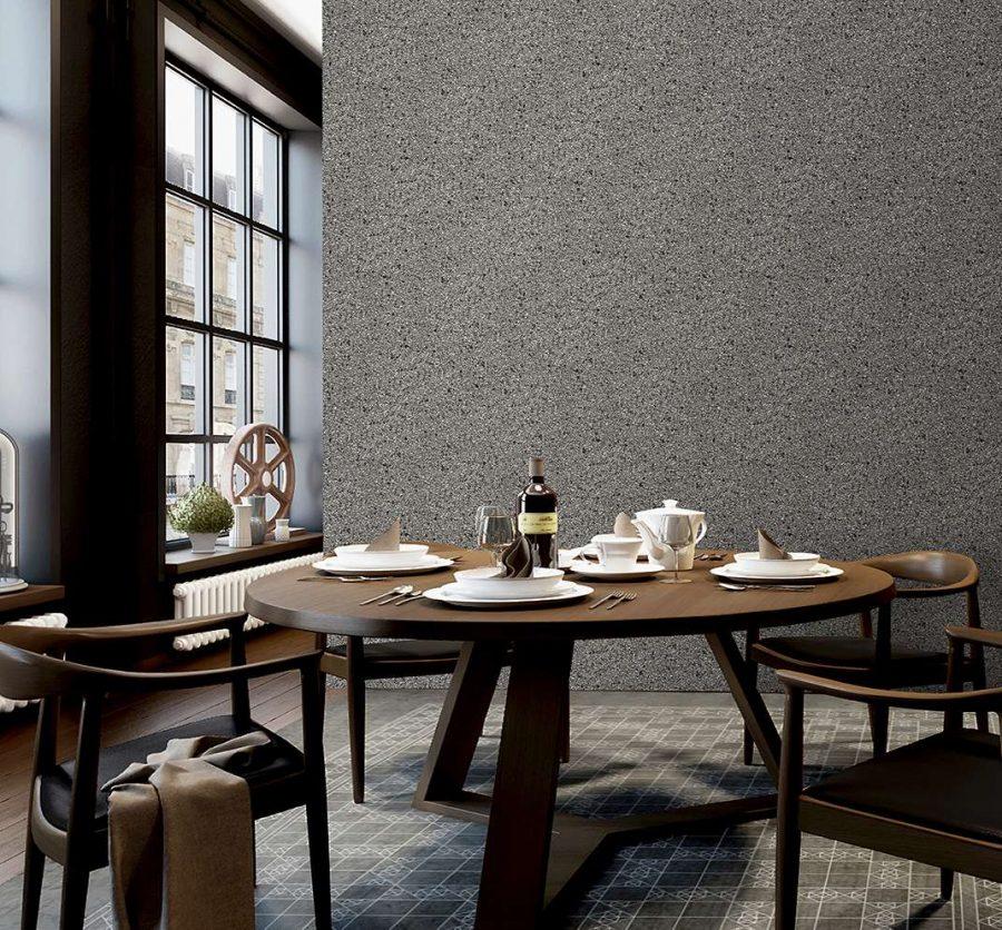Mẫu giấy dán tường phòng ăn đẹp hiện đại