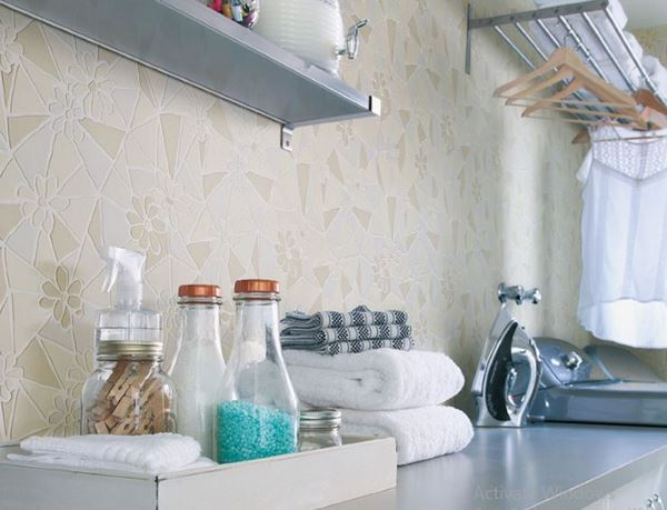 mẫu giấy dán nhà bếp đẹp