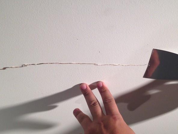 nứt trần thạch cao