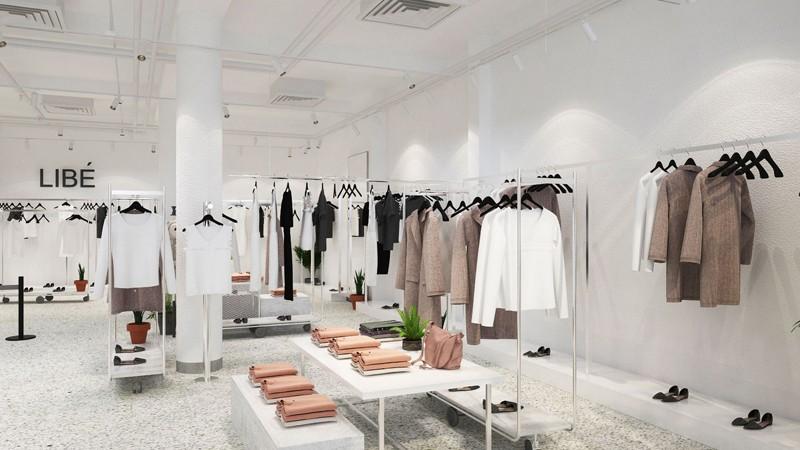DangPhuc Gypsum chuyên thiết kế thi công nội thất showroom