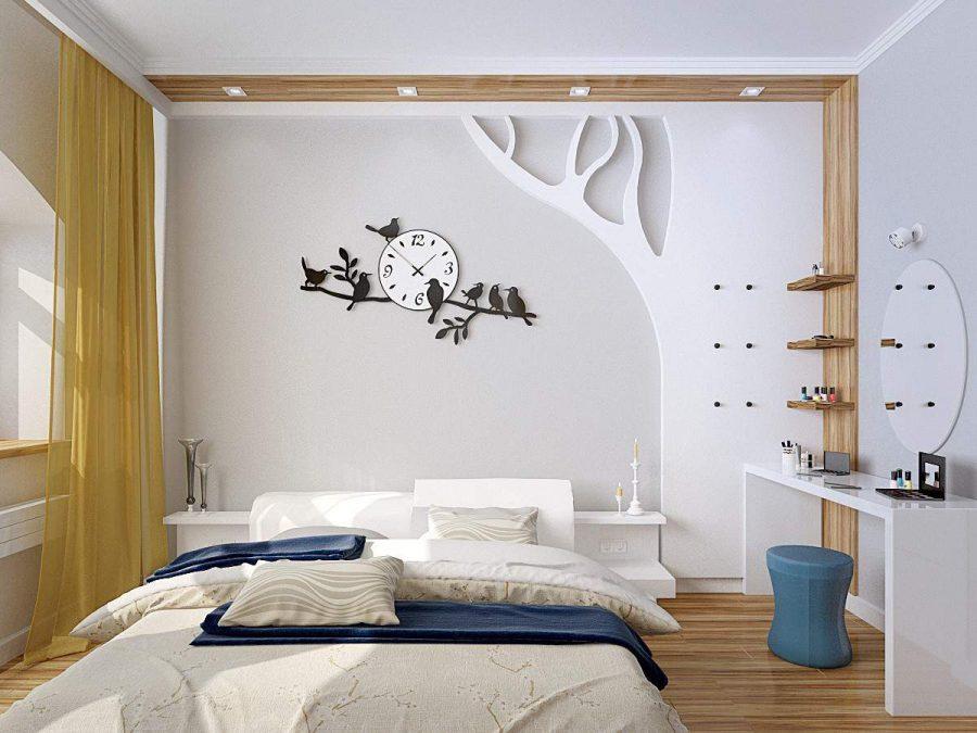 phòng ngủ với nội thất đẹp