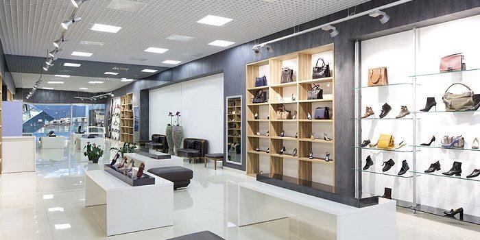 Thiết kế nội thất cho showroom sang trọng