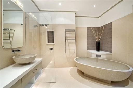 mẫu trần thạch cao nhà vệ sinh đẹp