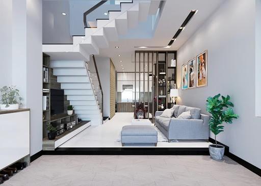 thiết kế nội thất nhà mặt phố
