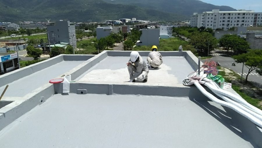 Phương pháp chống thấm dột mái nhà hiệu quả