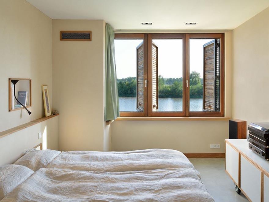 Lưu ý khi xác định kích thước cửa sổ phòng ngủ