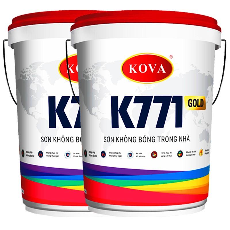 Ưu điểm của sơn Kova