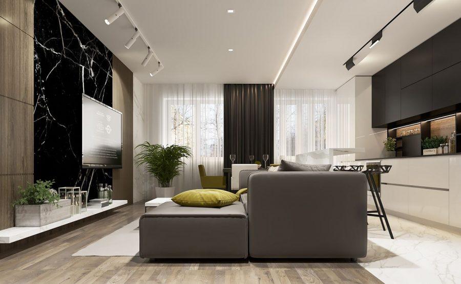 Thiết kế âm tường các vật dụng nội thất