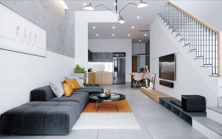 Thiết kế nội thất đẹp nhất 2021