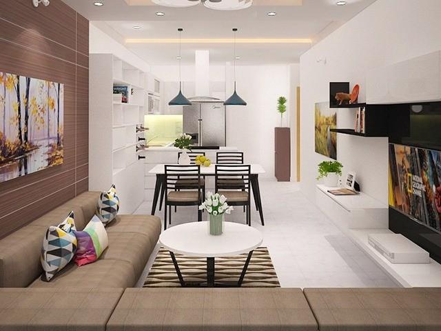 Giá sơn tường trong nhà đẹp, trọn gói rẻ nhất 2021
