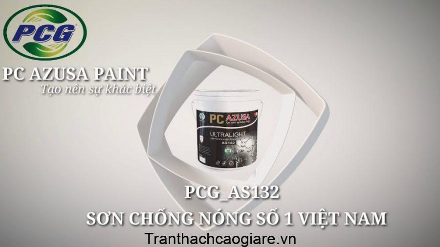 Sơn chống nóng PCG Azusa AS132