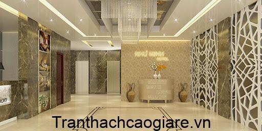 Thiết kế thi công trần thạch cao giá rẻ tại Sàn Gòn