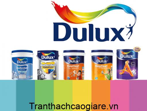 Đặc điểm ưu việt của sơn Dulux