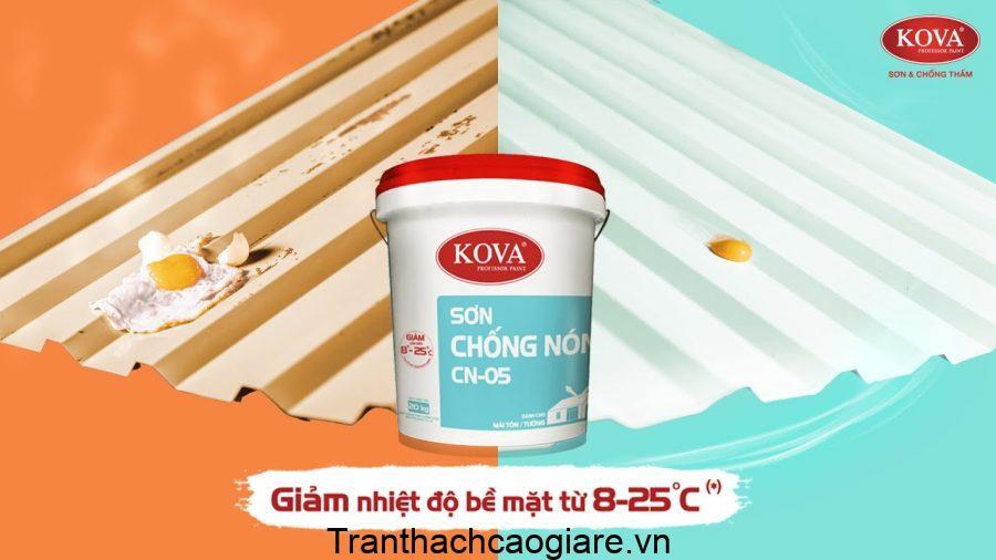 Sơn chống nóng Kova CN05