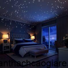 trần thạch cao ngôi sao