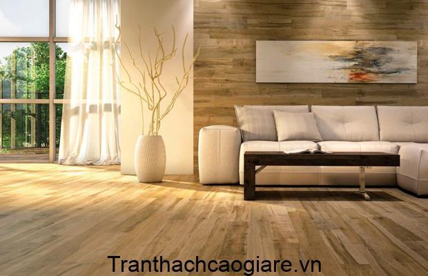 Tấm nhựa vân gỗ ốp tường, sàn nhà