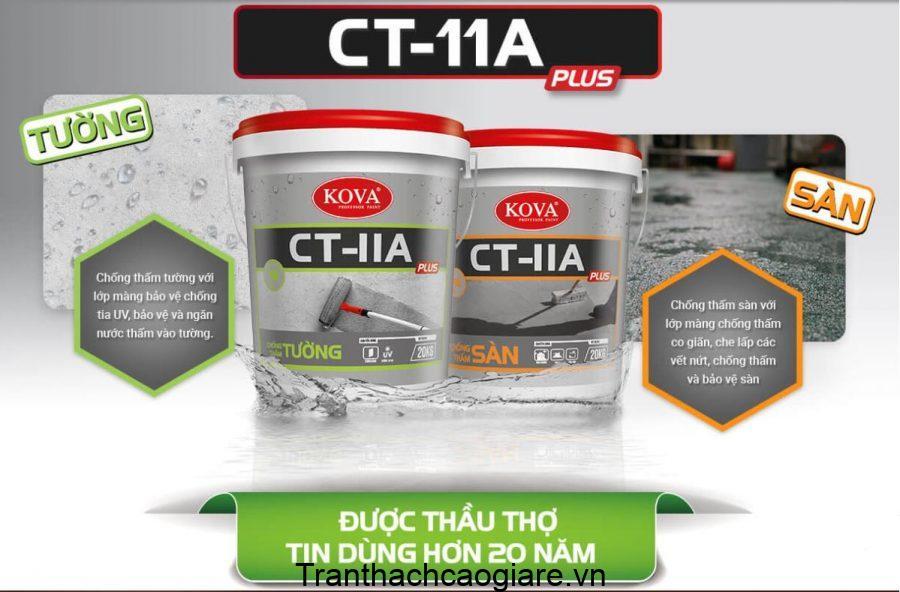 Sơn chống thấm Kova CT-11A