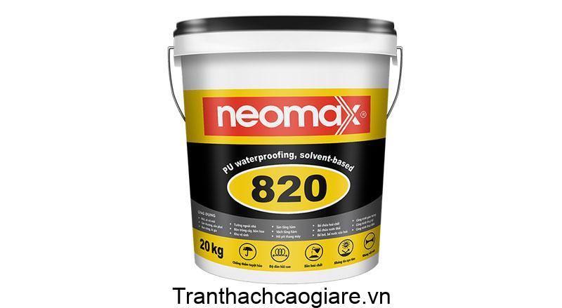 Keo chống thấm tường Neomax 820
