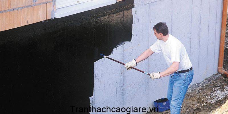 sơn chống thấm tường giá rẻ
