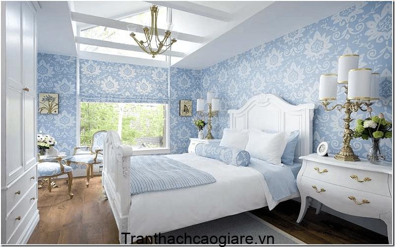 Tổng hợp những mẫu giấy dán tường phòng ngủ đẹp nhất trên thị trường